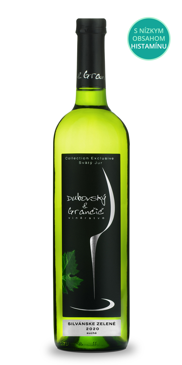 Víno SILVÁNSKE ZELENÉ 2020